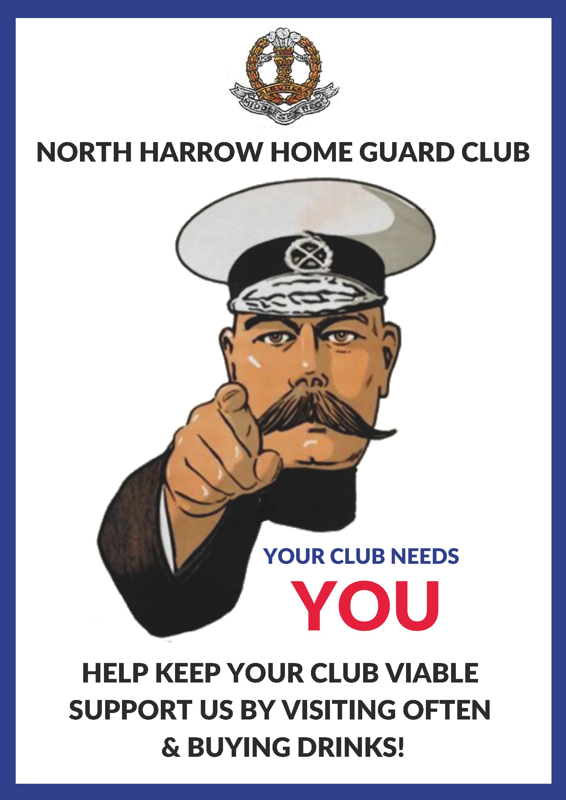 COVID19 - Club Needs You 2