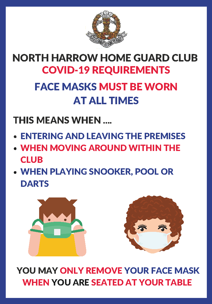 COVID19 - Facemasks