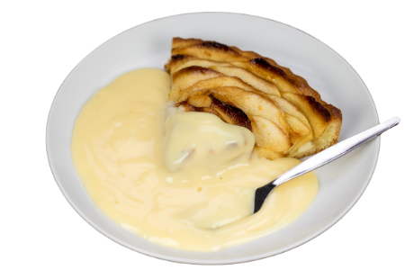 Pie & Custard