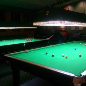 Snooker Room 300 x 300